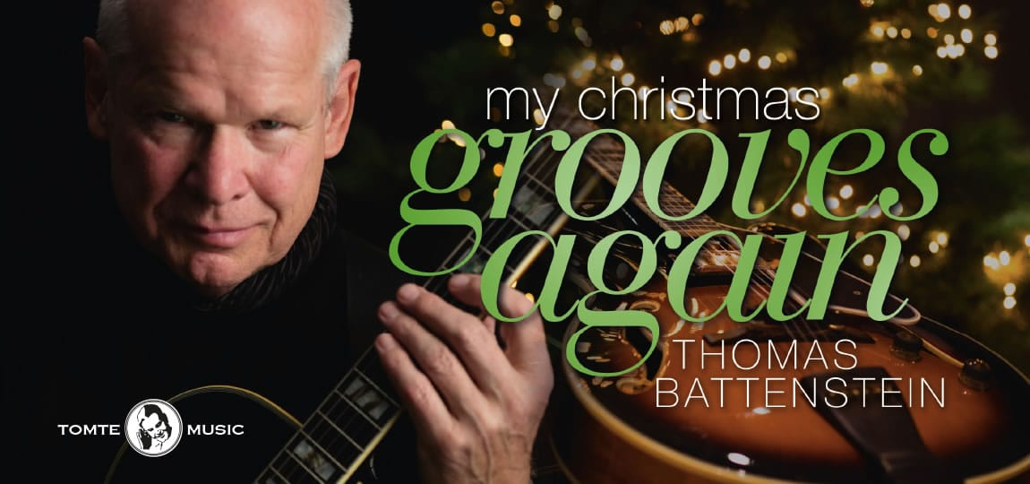 My Christmas Grooves Again 2017